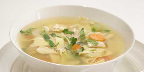 Ricardos chicken noodle soup recipes food network canada ricardos chicken noodle soup forumfinder Images