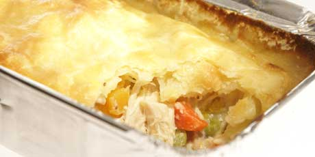 Ricardos chicken pot pie recipes food network canada ricardos chicken pot pie forumfinder