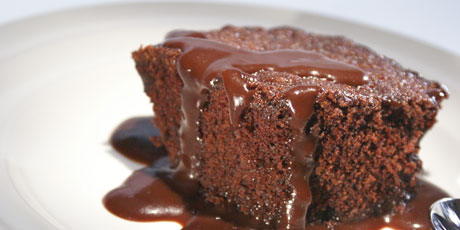 Ricardo's Chocolate Pudding