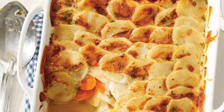 Root Vegetable Gratin Recipes | Food Network Canada