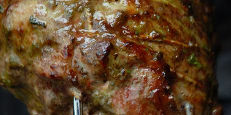 Rotisserie Leg of Lamb Verde Recipes   Food Network Canada