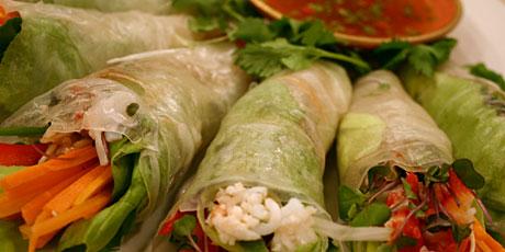 Crab Salad Recipe Roll