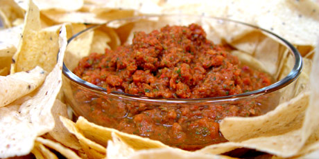 Salsa recipes food network canada michael smith chef at home print recipe forumfinder Image collections