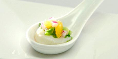 Scallop and Avocado Ceviche Recipes | Food Network Canada
