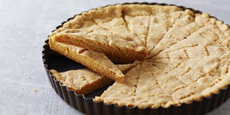 Scottish pan shortbread recipes food network canada scottish pan shortbread forumfinder
