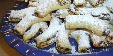 sicilian x cookies