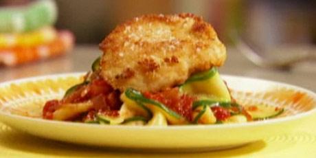 Skinny chicken parmesan recipes food network canada skinny chicken parmesan forumfinder Gallery