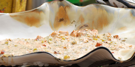 Smoked Salmon Chowder Recipes | Food Network Canada