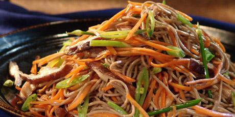 Soba Noodle Salad Recipes | Food Network Canada