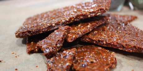 Spiced Brittle