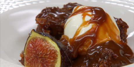 Cake Recipe With Fresh Figs
