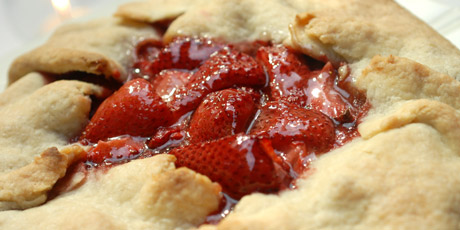 Strawberry Galette Recipes | Food Network Canada