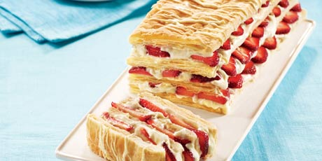 Strawberry White Chocolate Napoleon Recipes Food Network Canada,Corn Snakes For Sale
