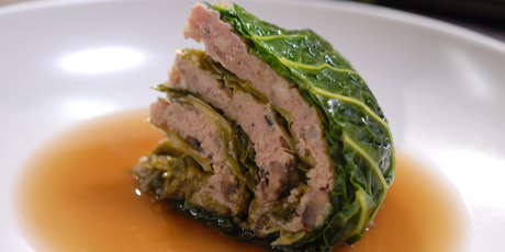 cabbage crubeens and cabbage cabbage jambalaya stuffed whole cabbage ...
