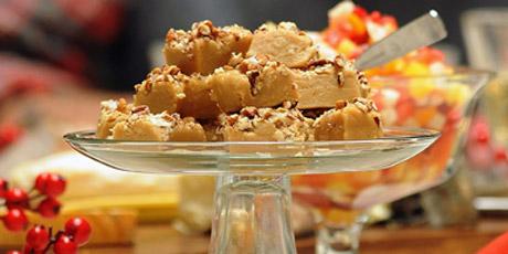 Sucre À La Crème with Maldon Salt and Pecans