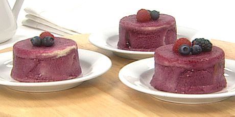 Summer Berry Pudding Recipes | Food Network Canada