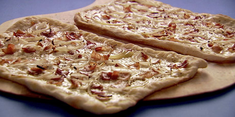 Tarte Flambe Recipes | Food Network Canada