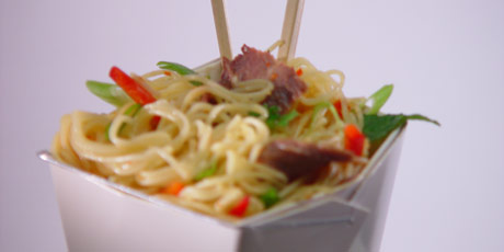 Thai Noodle Salad \x3cb\x3ethai noodle salad\x3c/b\x3e recipes food ...