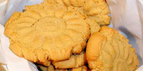 ... is simply the ultimate peanut butter cookie recipe - try it today