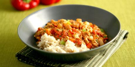 Three pepper chicken chili recipes food network canada three pepper chicken chili forumfinder Gallery