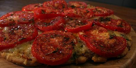 Tomato Tart Recipes | Food Network Canada