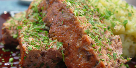 Turkey meatloaf recipes food network canada turkey meatloaf forumfinder Images