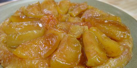 Upside down apple pie recipes food network canada upside down apple pie forumfinder Choice Image