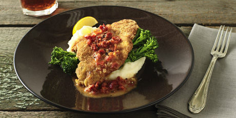 Veal scallopini with sundried tomato sauce recipes food network veal scallopini with sundried tomato sauce forumfinder Images