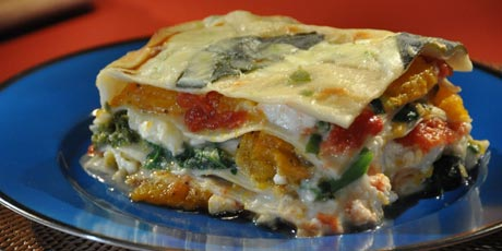 Vegetable lasagna with homemade pasta and jalapeno bechamel recipes vegetable lasagna with homemade pasta and jalapeno bechamel forumfinder Choice Image