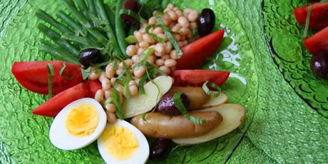 Vegetarian nicoise salad recipes food network canada vegetarian nicoise salad forumfinder Choice Image