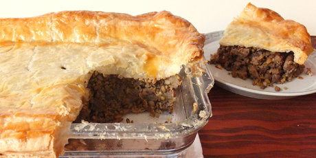 Tourtiere Recipe Food Network