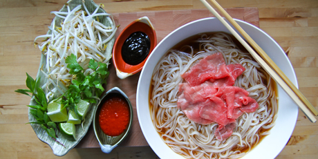 Vietnamese Beef Pho Recipes Food Network Canada