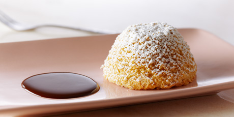 Warm Maple Almond Chiffon Cakes Recipes Food Network Canada