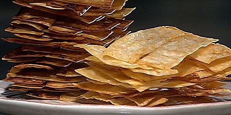 Wonton Chips Recipes   Food Network Canada