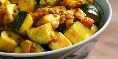 Zucchini paneer recipes food network canada zucchini paneer forumfinder Choice Image