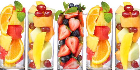 3 Summer Fruit Salads Recipes Food Network Canada