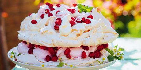 Dreamy Marshmallow Pavlova