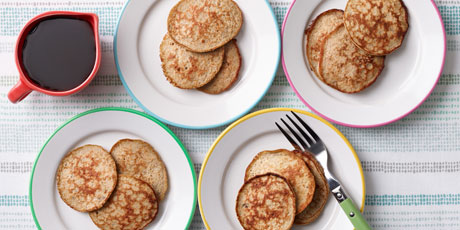 3-Ingredient Gluten-Free Banana Pancakes