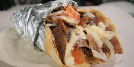 Classic Donair Recipes Food Network Canada