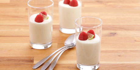 Easy Lime Mousse