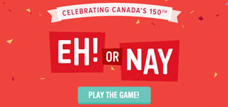 Ey or Nay Game - Win Prizes - Foodnetwork.ca