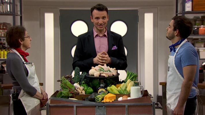 Dj Chef Cutthroat Kitchen Episode
