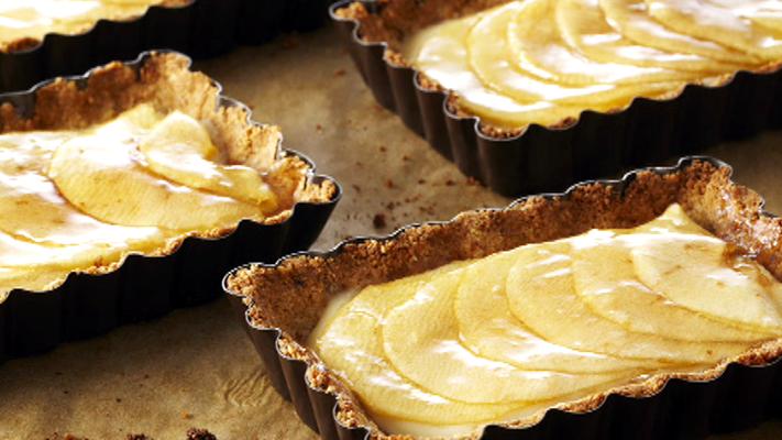 Flourless Pies & Tarts