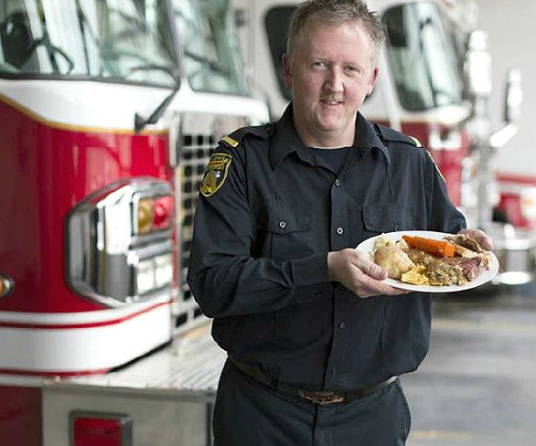 Fire Lt. Ed Sears