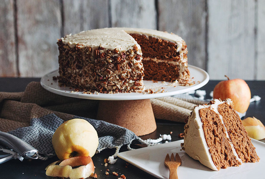 Apple Spice Cake Food Network