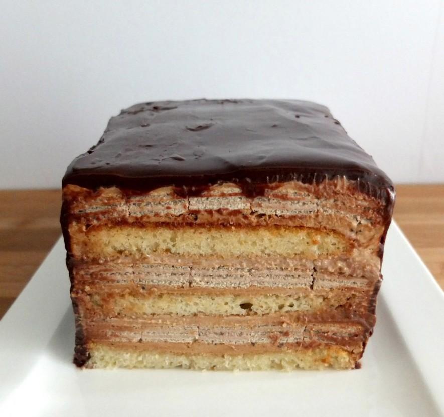 Cocoa Powder Coffee Cake Recipe