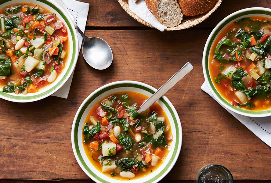 ... swiss chard recipes winter minestrone with swiss chard and sausage