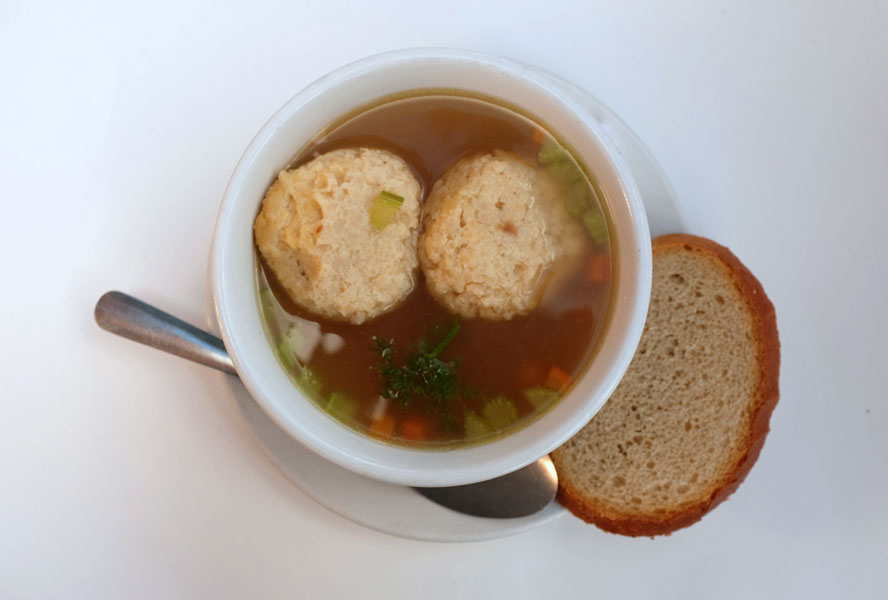 ... soup smoked matzo ball soup recipes dishmaps smoked matzo ball soup