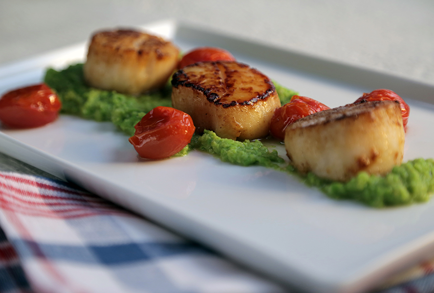 How to Make the Best East Coast Summer Scallops