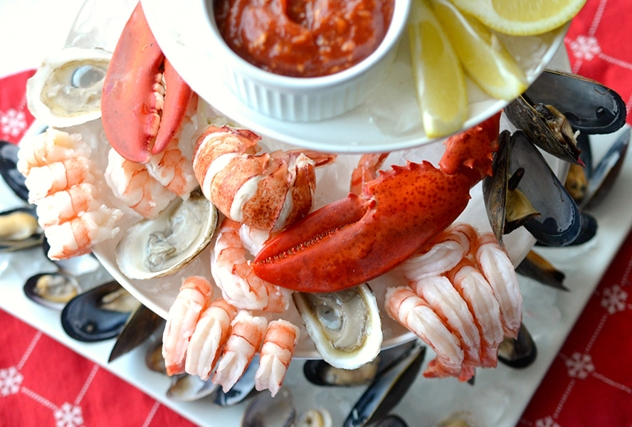 How to Make a Stunning Seafood Tower
